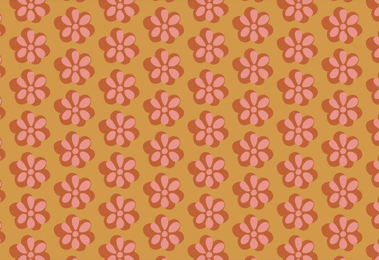 Warm Floral