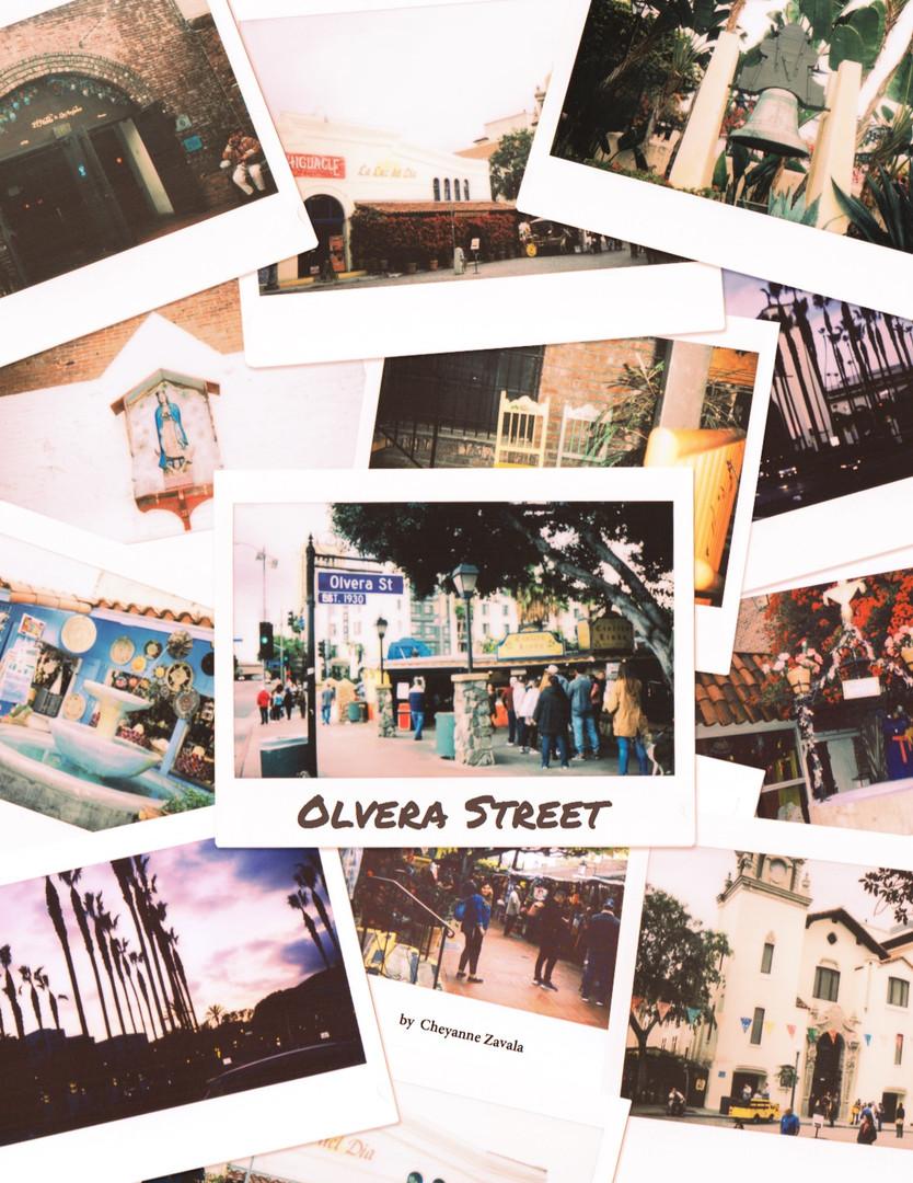 Olvera Street Zine