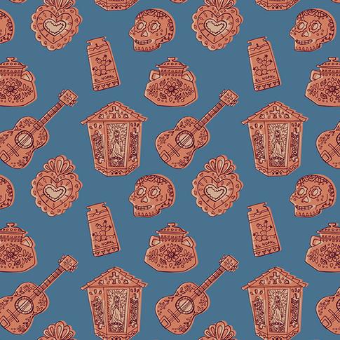 Olvera Street Pattern