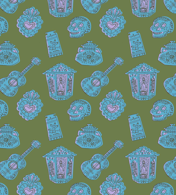 Olvera Pattern Colorway
