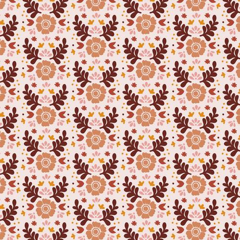 Warm Florals