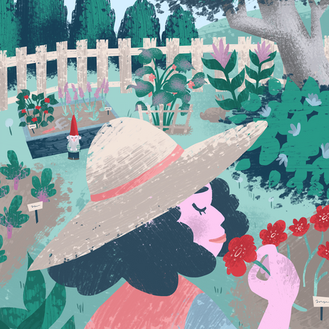 Meet Me In the Garden Collection