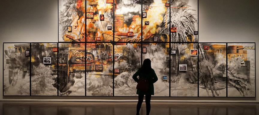 museum and art gallery light