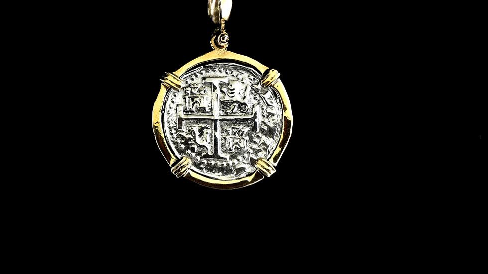 Large Atocha Pendant