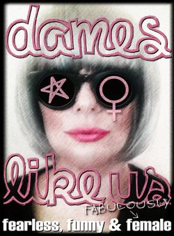 DAMES LIKE US - Poster