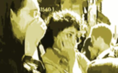 Francesca Rizzo 9-11 Street Reactions 1.