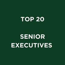 TOP 20 SENIOR EXECUITVES