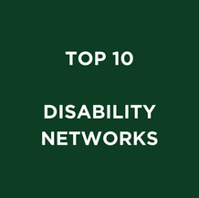 TOP 10 DISABILITY NETWORKS