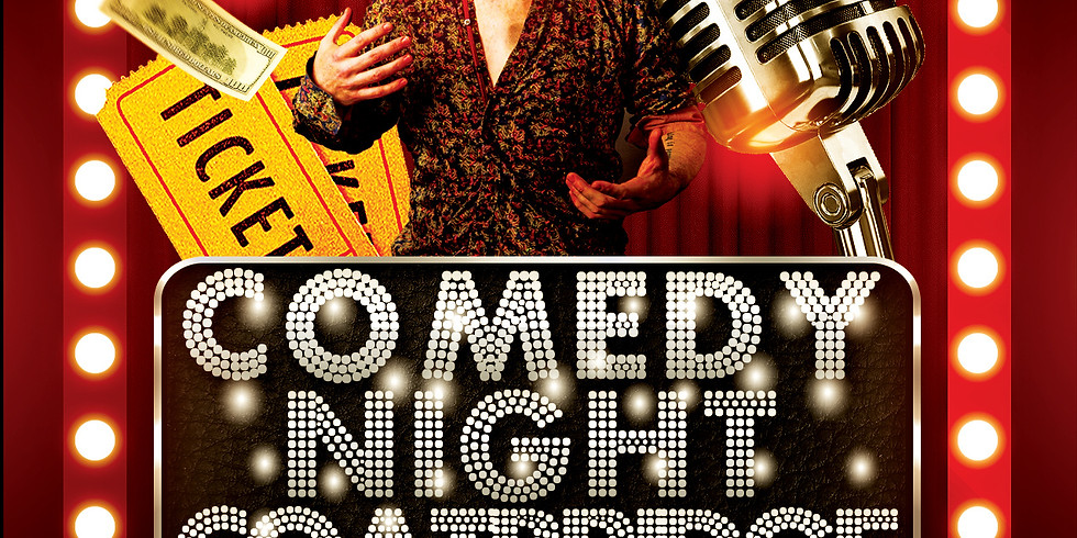 Coatbridge Comedy Night - Waysiders Drumpellier Rugby and Cricket Club