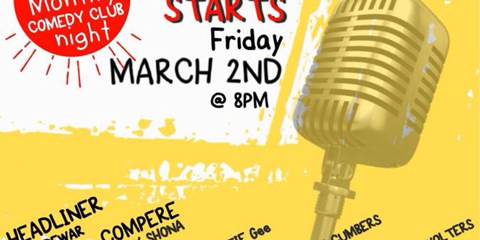 Falkirk Comedy Night March