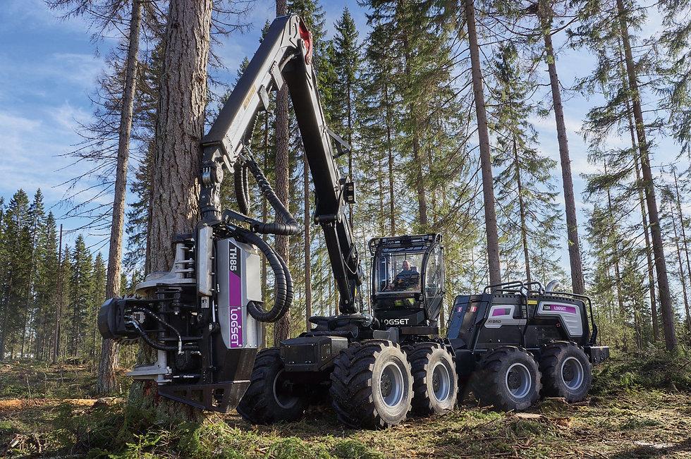 Logset 12H Hybrid