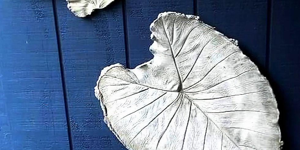 Cement Leaf Workshop