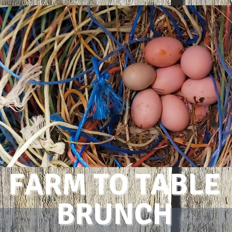 Farm to Table Autumnal Brunch