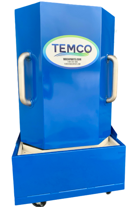 Temco T-3 Parts Washer/Spray Cabinet