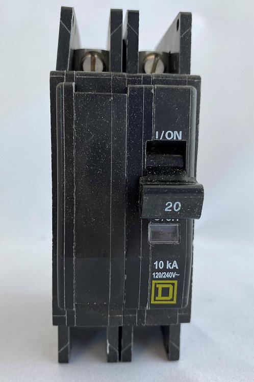 20 amp breaker