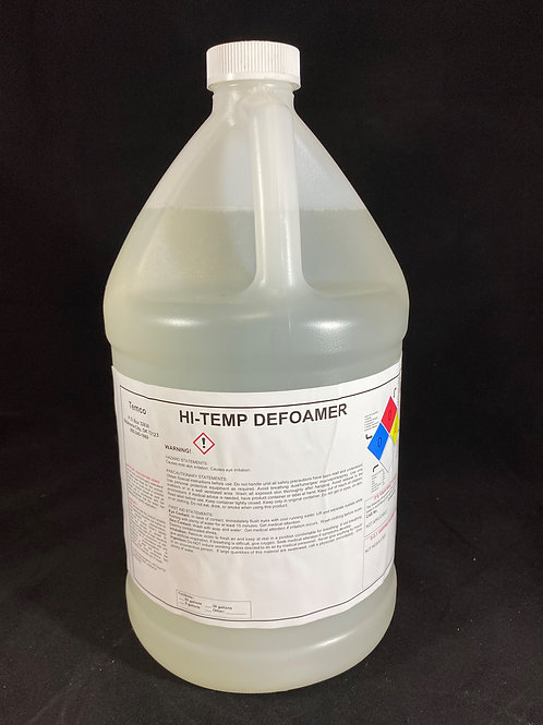 Hi-Temp Defoamer (4 Gallon Case)