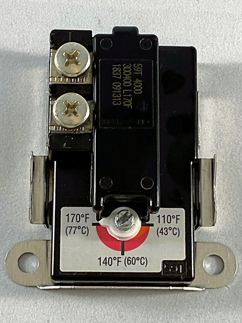 Heater Thermostat (all models)