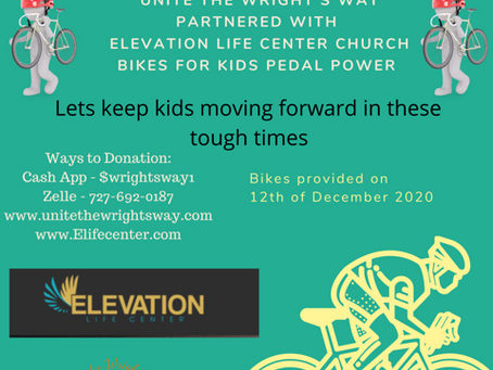 Giving kids the Pedal Power for Christmas