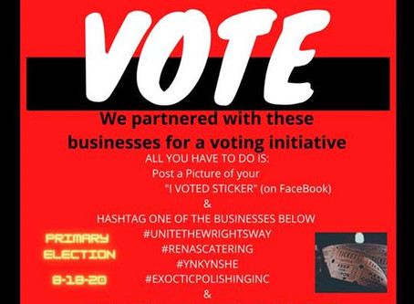 Calling all Florida Voters!!!!Let your Voice be Heard!! VOTE!