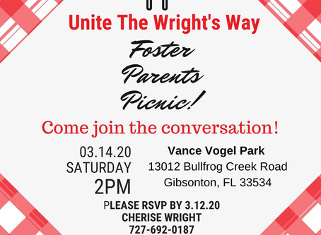 Foster Parent Picnic