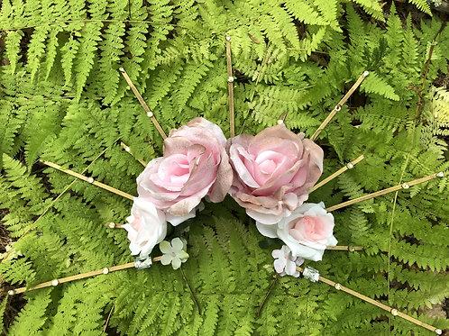 Rose & Sparkle Crown