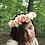 Thumbnail: Peach and White Flower Crown