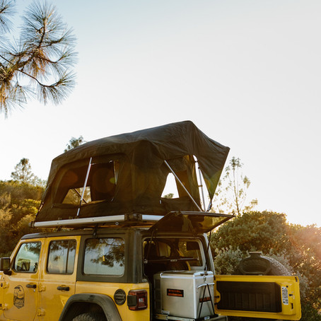 Overlanding Gear Setup: how we built our vehicles