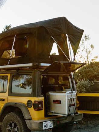 Jeep kitchen