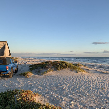 How to find a perfect dispersed camping spot