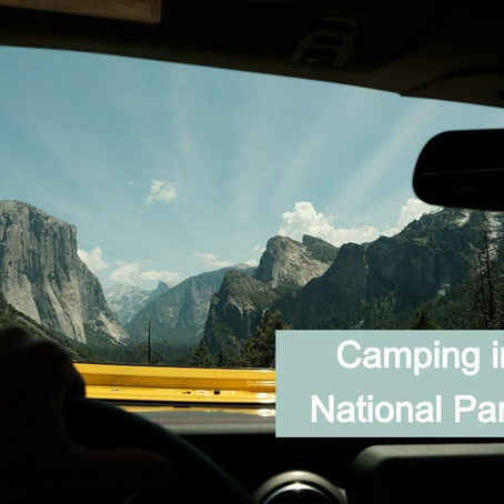 3 tips for booking campsites in National Parks
