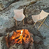 Camping furniture camp campfire