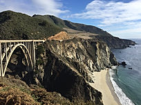 Bixby Bridge - Big Sur California