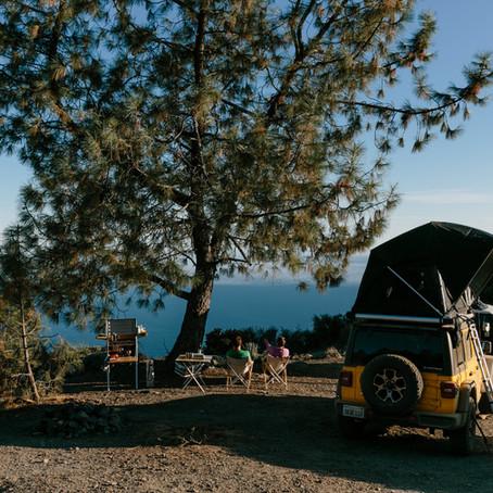 The Big Sur Dilemma: Overlanding vs. Airbnb