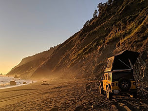 overland vehicle rental california