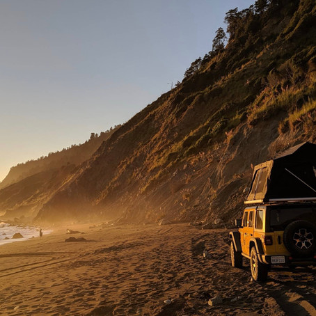 3 reasons why overland vehicles are perfect for free camping