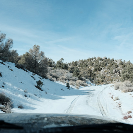 5 tips for winter camping in California