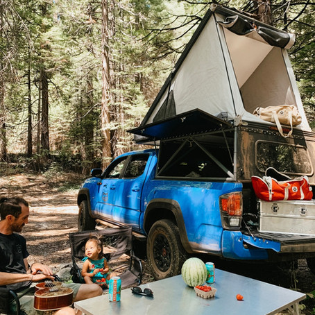 California Family Getaway - as told by our client