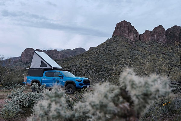 Overland rental california