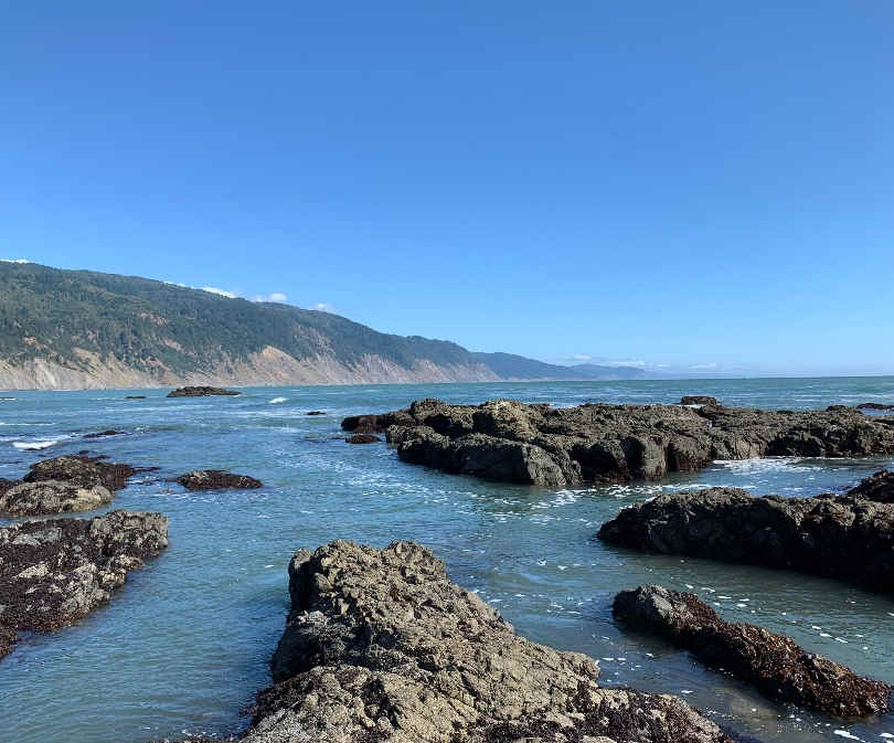 Lost Coast overland trip