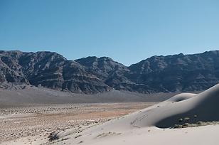 Death Valley overlanding trip
