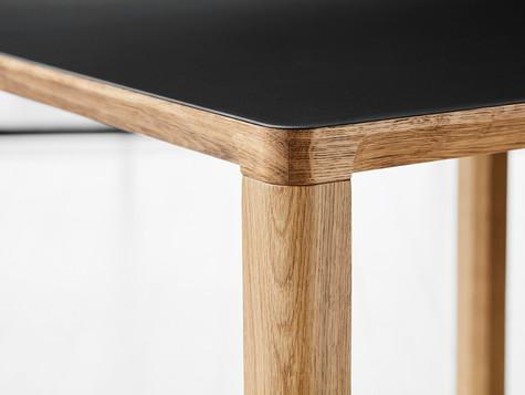 Slender table by Magnus Olesen