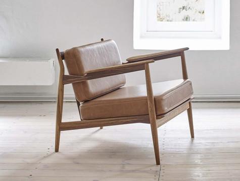 Model 107 Chair by Magnus Olesen