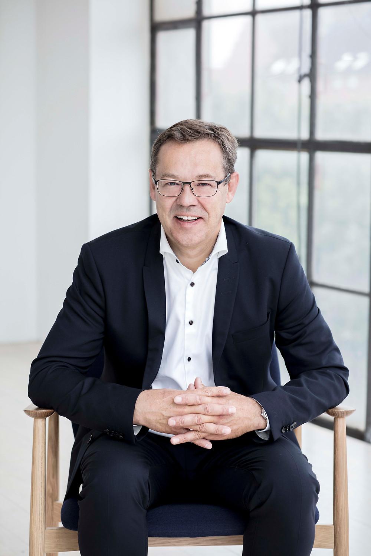 Nils Knudsen - CEO of Magnus Olesen A/S