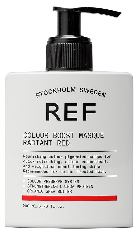 Colour Boost Masque 200ml - Radiant Red