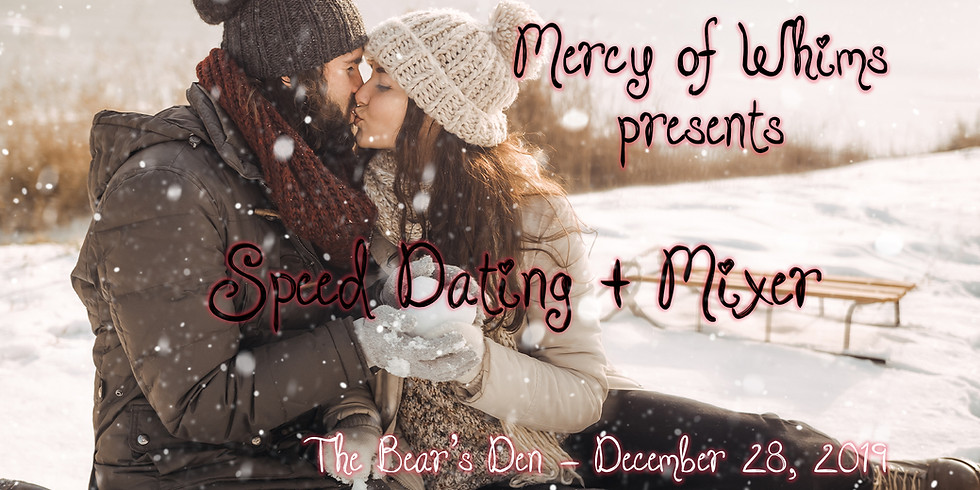 Holiday Speed Dating + Singles Mixer