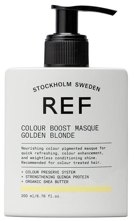 Colour Boost Masque 200ml - Golden Blonde