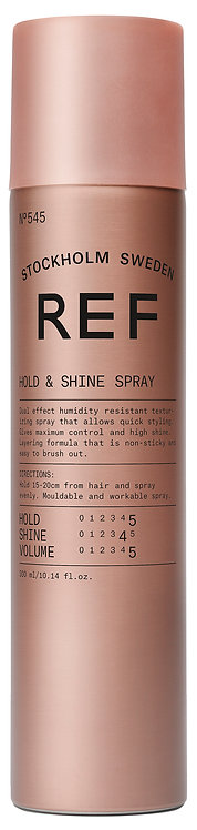 REF Styling 545 Hold & Shine Spray 300ml