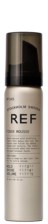 REFStyling 345 Fiber Mousse 75ml