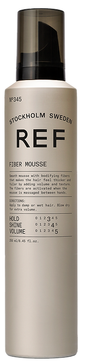 REF Styling 345 Fiber Mousse 250ml