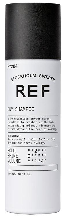 REF Styling 204 Dry Shampoo 220ml